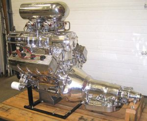 Full Polished TH400 Transmission